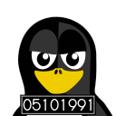Mugshot Tux icon