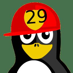Fireman Tux icon