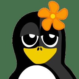 Flower Tux icon