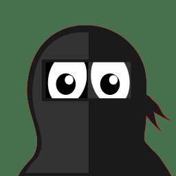 Ninja Tux icon