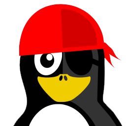 Pirate Tux icon