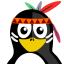 Native American Tux icon