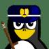 Cop-Tux icon