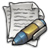 MDI Text Editor icon