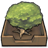 Tree-in-an-inbox icon