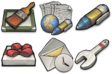 Buuf Icons