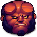 Comics Hellboy icon