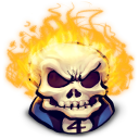 http://icons.iconarchive.com/icons/mattahan/ultrabuuf/128/Comics-Johnny-Blaze-icon.png