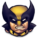 Comics-Logan icon