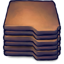 Folders icon