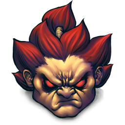 Street Fighter Akuma icon