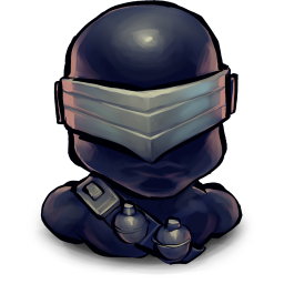 TV Snake Eyes icon