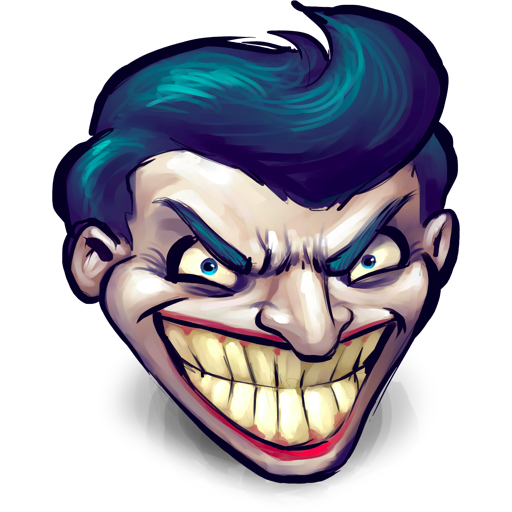 Comics-Batman-Joker icon