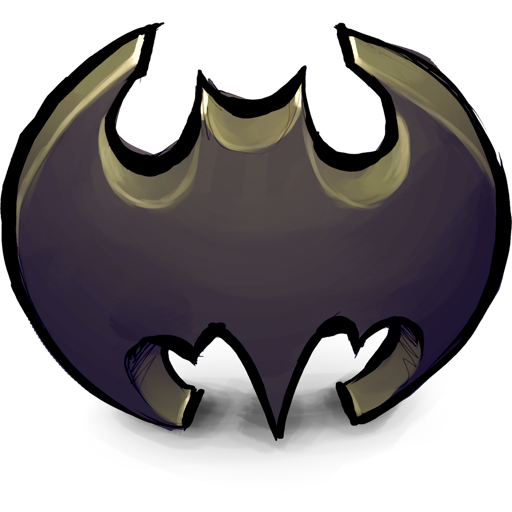 Comics Batman Logo icon