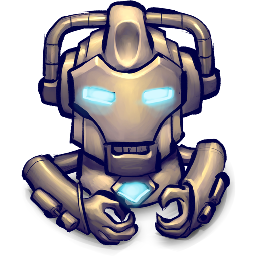 Comics Hero Grey icon