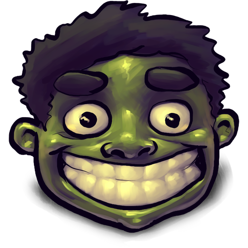 Comics-Hulk-Happy icon