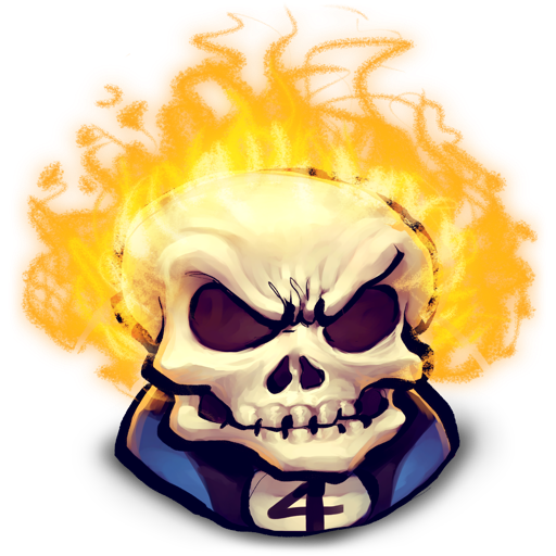 Comics Johnny Blaze icon
