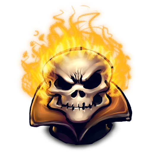 Comics-Jonny-Blaze-2 icon