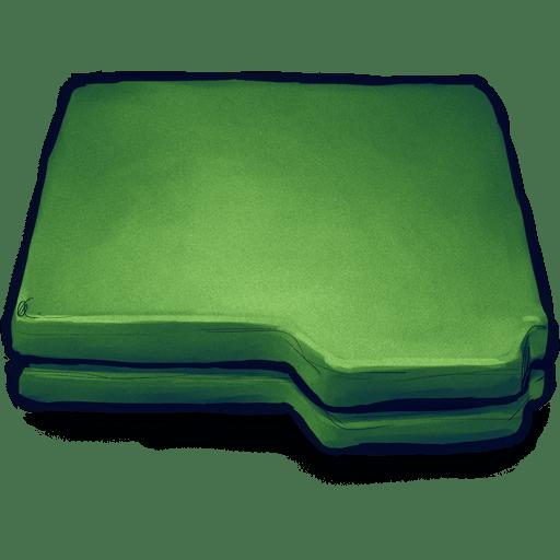Folder Green icon