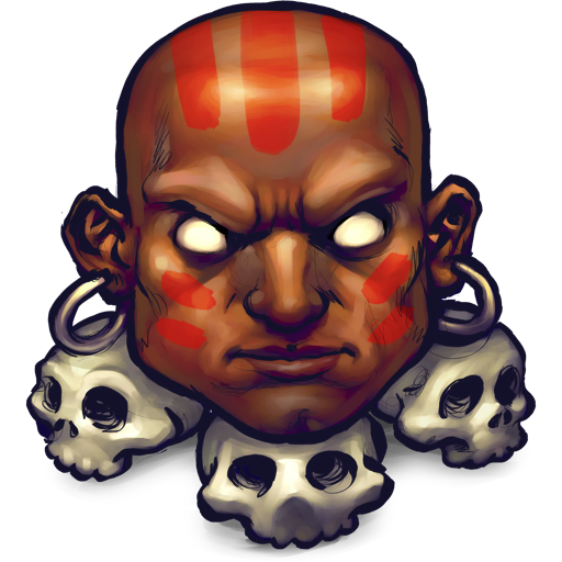 Street Fighter Dhalsim icon