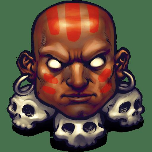 Street Fighter Dhalsim icon
