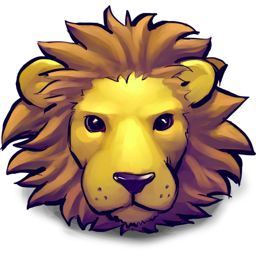 Young Lion Icon | UltraBuuf Iconset | Mattahan: www.iconarchive.com/show/ultrabuuf-icons-by-mattahan/Young-Lion...