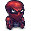 Comics-Spiderman-Baby icon