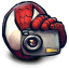Comics Spiderman Cam icon