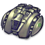 Spaceship Cylon icon