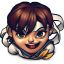Street Fighter Sakura Kasugano icon
