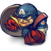 Comics-Captain-America icon