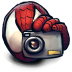 Comics-Spiderman-Cam icon