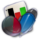 App Office Presentation icon