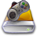Device Game Drive icon