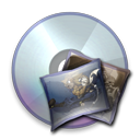 Device Picture Cd icon