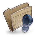 Folder-Diagnostic-Folder icon