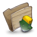 Folder-Downloadsg icon