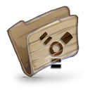 Folder Firewire icon