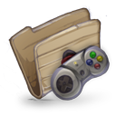 Folder Games Folder icon