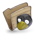 Folder Tux Folder icon