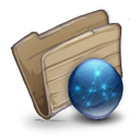 Folder iDisk Folder icon