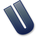 Letter U icon