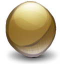 Mics Pointless Gold Sphere icon