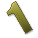 [تصویر:  Number-1-icon.png]