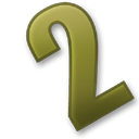 [تصویر:  Number-2-icon.png]
