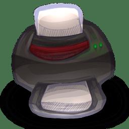 Device Print icon