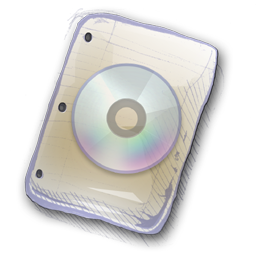 Filetype Cd icon