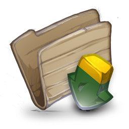 Folder Downloadsg icon