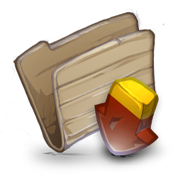 Folder Downloadsr icon