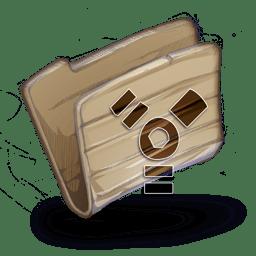 Folder Firewire icon